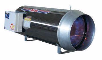 جت هیتر گازوئیلی,65 کیلو وات QL95 البرز